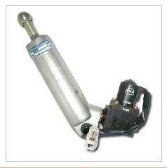 Клапан магнитный с цилиндром
